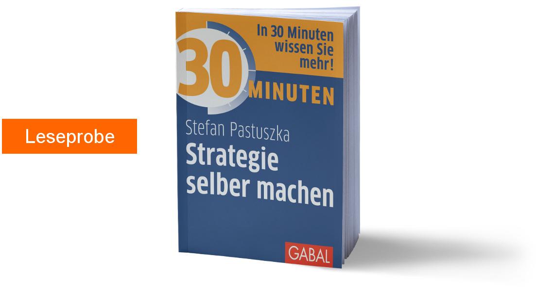 30 Minuten Strategie selber machen - Buchcover
